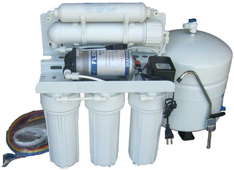 A Reverse Osmosis (RO) Water Filter