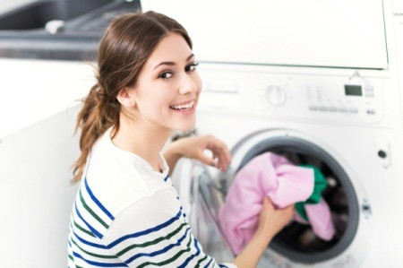 Clothes Feel Smoother Every After Washing With Soft Water...