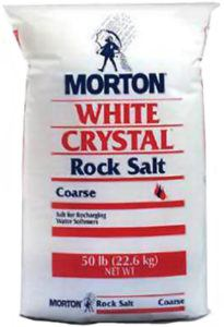Morton White Crystal (Coarse) Rock Salt