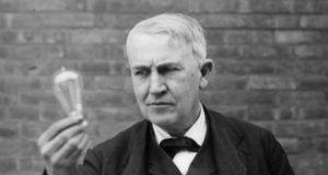 Thomas Edison Founded GE Along With Charles Coffin...