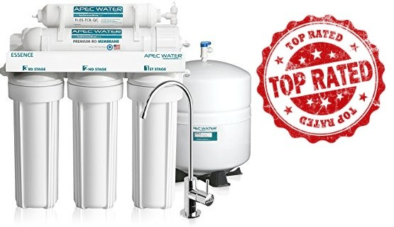 APEC Top Tier (ESSENCE ROES-50) Reverse Osmosis System