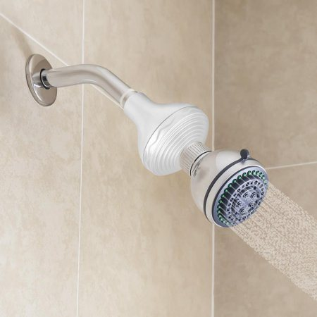 Cedar & Citrus Inline SPA Shower Head Water Softener And Filter (CC22000002)