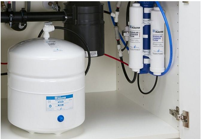 Home Master (TMAFC) Artesian Reverse Osmosis System