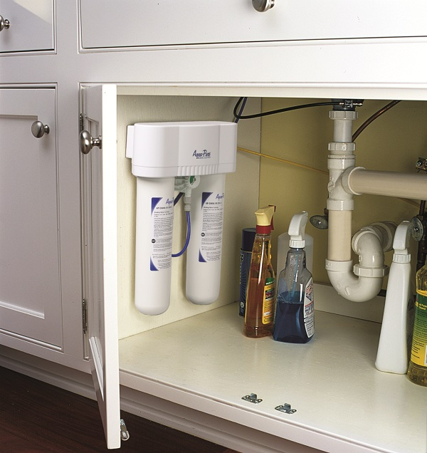 Our Top Choices For Under Sink Water Softeners Water