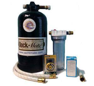 Portable Water Softener Is Perfect For Boats Too...