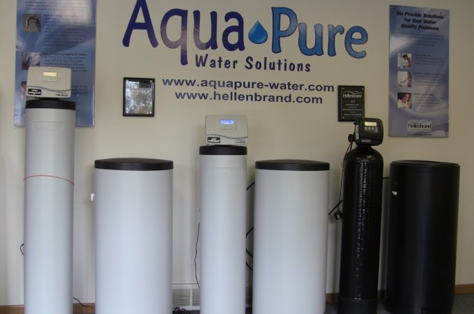 Aqua-Pure Water Softeners