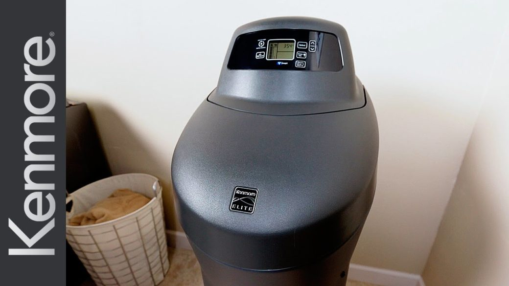 Kenmore Water Softener