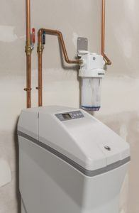 All GE Water Softeners Have The Exclusive SmartSoft Technology...