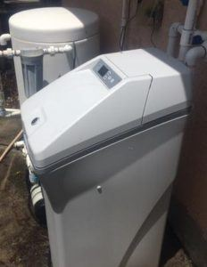 GE 31,100 GXMH31H Model Water Softener