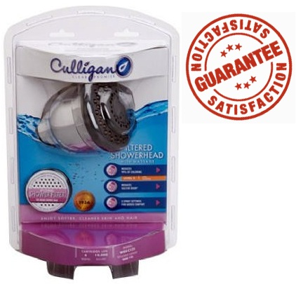 Culligan Wall-Mount (WSH-C125) Shower Head Filter