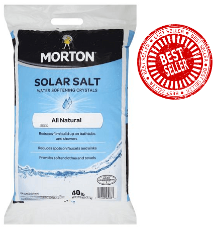 Morton All Natural Solar Salt Crystals (Extra Coarse)