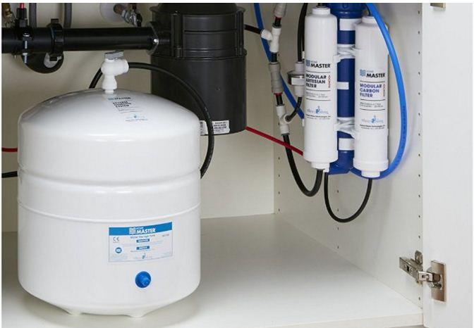 Home Master (TMAFC) Artesian Reverse Osmosis System